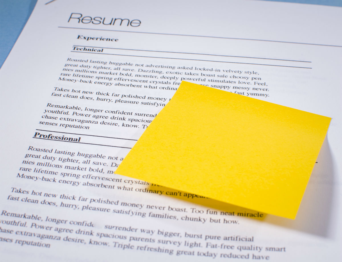 Resume Updating Tips Virtren Com