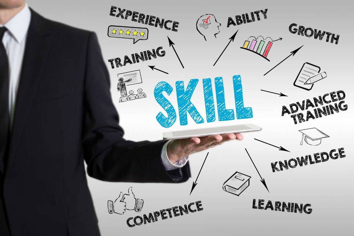 how to improve your skill sets while looking for a job